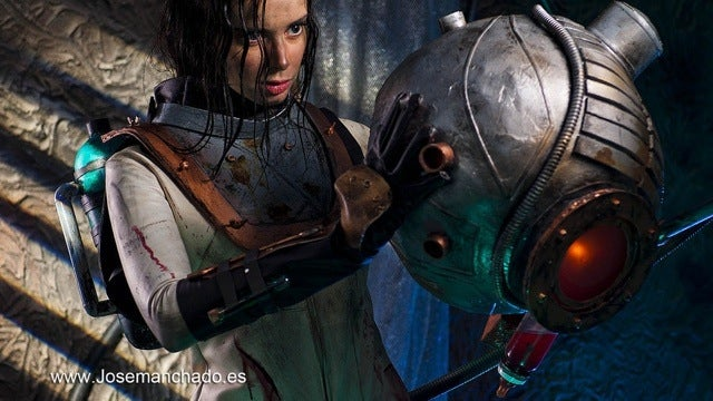 BioShock Takes Cosplay to Infinity and Beyond