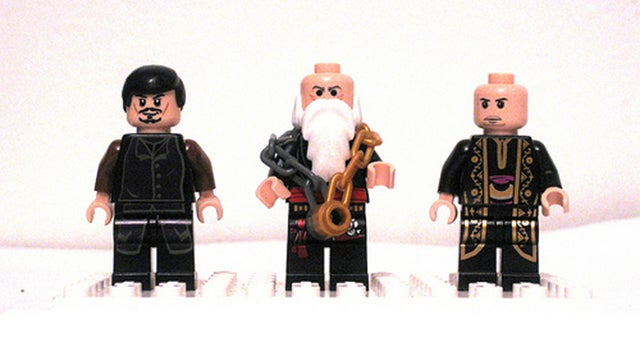 These Great Lego Game of Thrones Minifigs Are Now for Sale