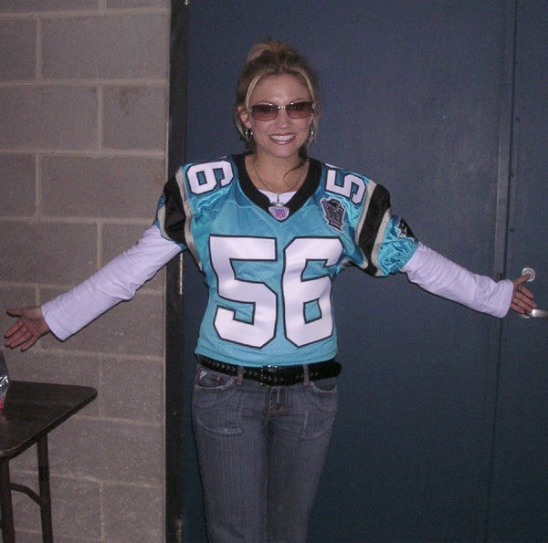 So Which Carolina Panther Loves The Whores?