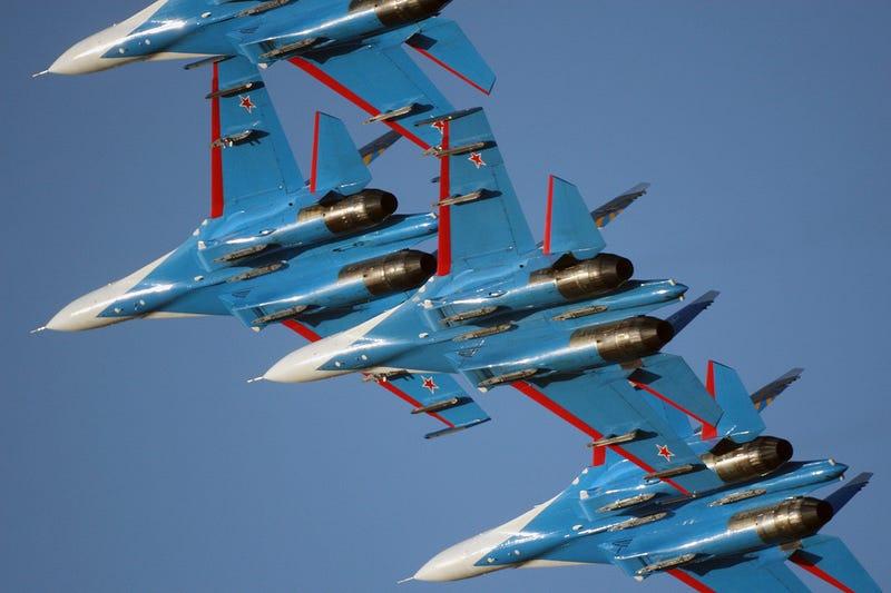 Az orosz lovagok leigázták Kecskemétet