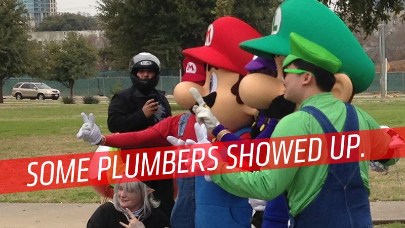 Is SXSW's Real Life Mario Kart As Amazing As You'd Imagined?