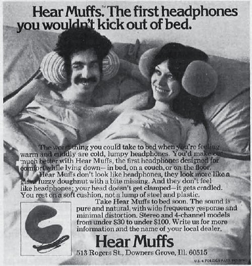 """""""The First Headphones You Wouldn't Kick Out Of Bed."""""""