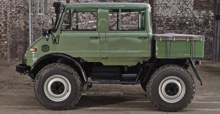 I Want This Unimog And You Will Too