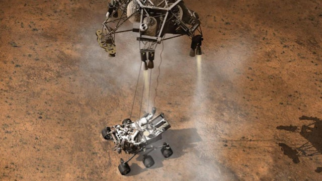 NASA's 2020 Plan for Mars Makes the Old New Again