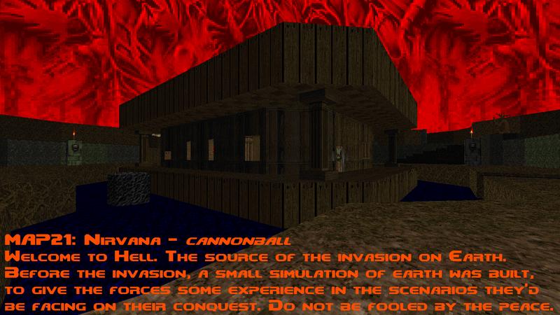 Doom II Mod Reimagines Maps Based On Their Names