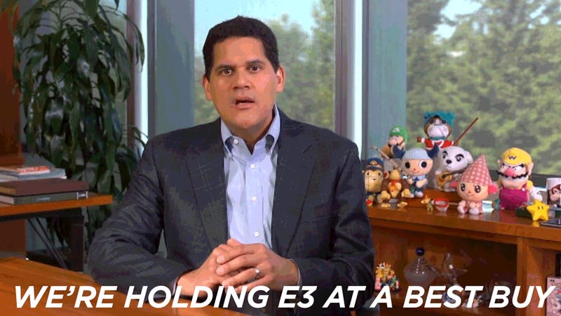 Nintendo Re-Writes Rules of E3, Letting the Public Play...At Best Buy