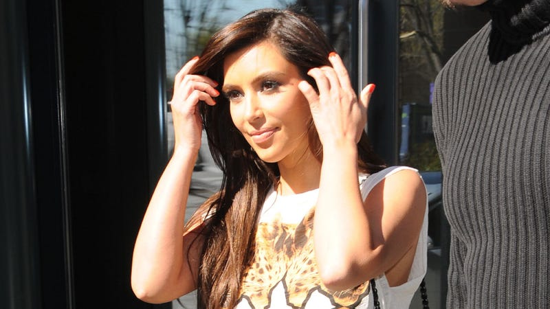Kim Kardashian Hickey Update: Yes, It's a Hickey