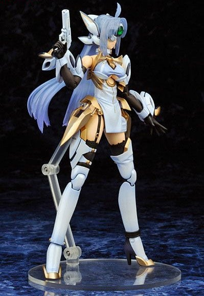 Find Room in Your Heart for Another Xenosaga Action Figure