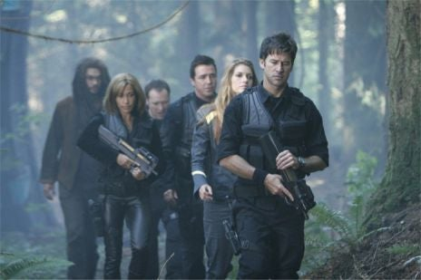 Which Stargate Atlantis Crew Member Loses Their Head?