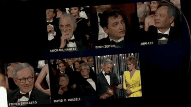 Watch Oscar Nominees Lose Again and Again