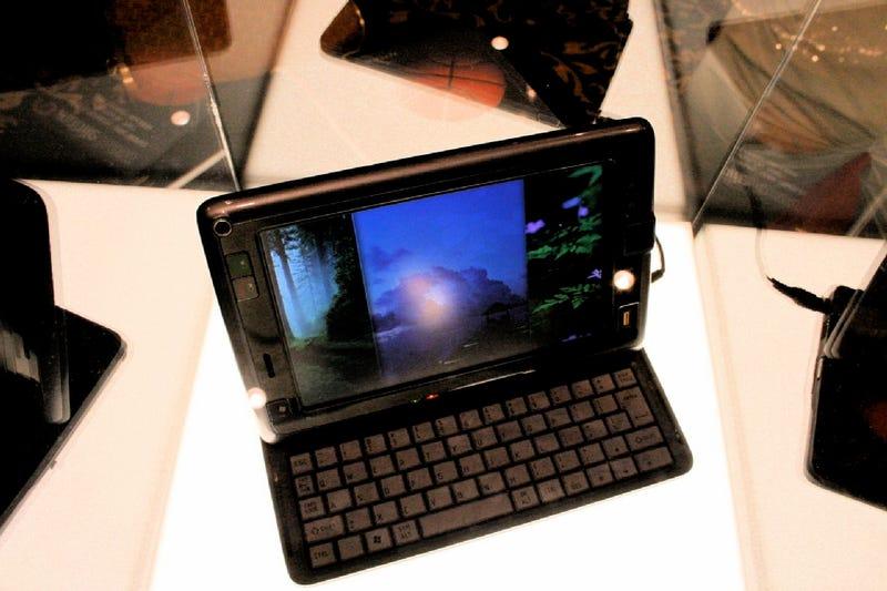 HTC Shift (UMPC) Gallery, Impressions