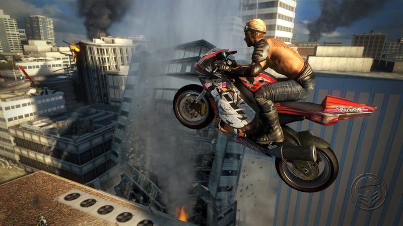 The Ever-Evolving Rooftop Races of Motorstorm Apocalypse