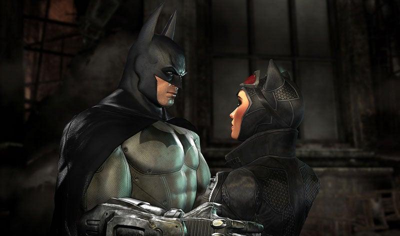 New Batman: Arkham City Screens Almost Look Too Good To Be True