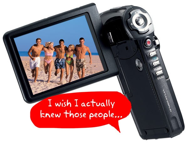 DXG-569V HD: HD Camcorder For $169