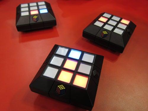 Meet the Rubik's Slide: New Shape, New Frustrations