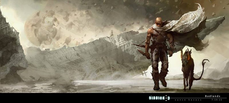 The Harsh Alien World Where Riddick Makes His Last Stand