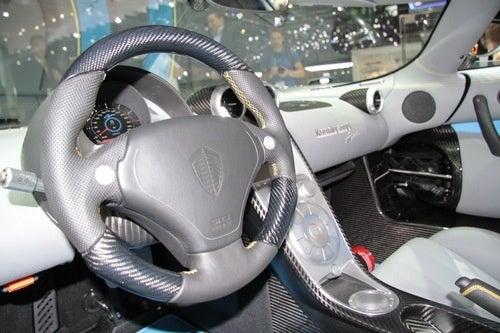 2010 Geneva Motor Show: Koenigsegg Agera