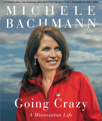 Let's Not Forget About Michele Bachmann!