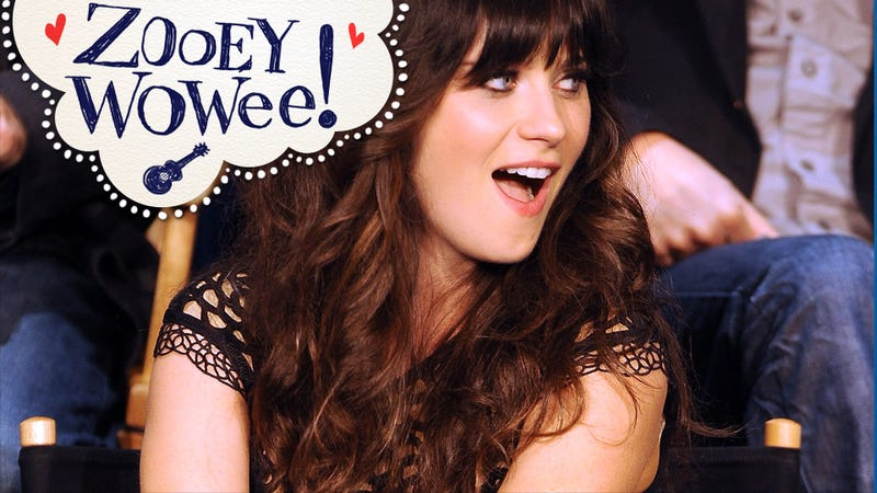 Zooey Deschanel 'Excited' to Talk to Hundreds of Writers
