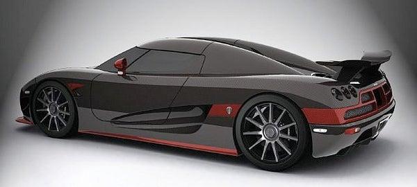 Koenigsegg CCXR Biofuel Car Breaks 1000HP