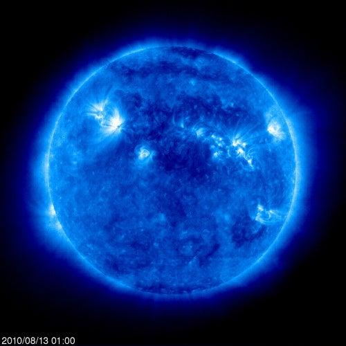 Massive Sun Halo Coronal Ejection Just Needs Some Interstellar Marshmallows