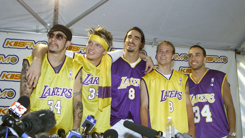 The Backstreet Boys Documentary Will Be Either Awesome or Terrible, Probably Both