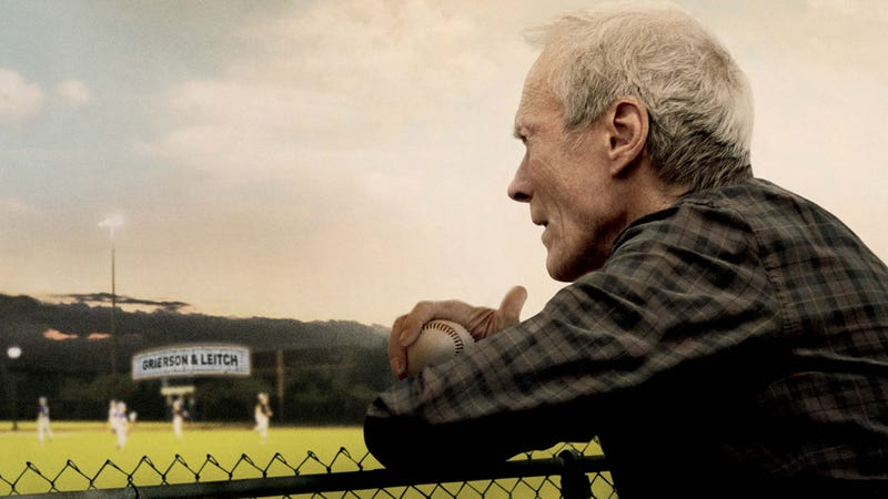 Paint Your Corners. Clint Eastwood's Baseball Movie, Trouble With The Curve, Reviewed.