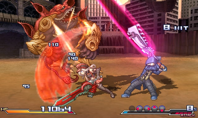 Project X Zone is Far More Than Just a Crossover Gimmick
