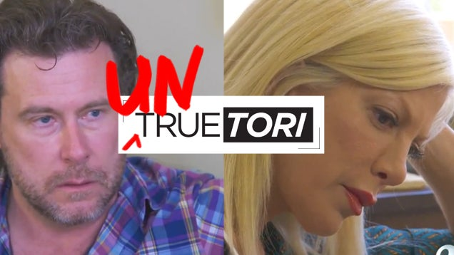 Did Tori Spelling Fake a Cheating Scandal to Land a New Reality Show?