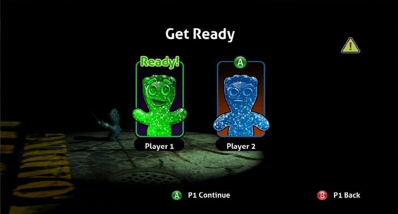 The First Screens of Sour Patch Kids: World Gone Sour Leave a Pleasant Taste In My Mouth