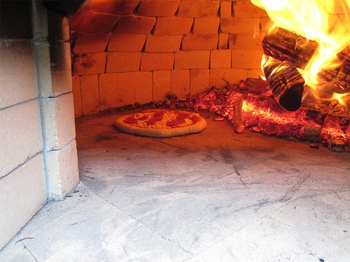 pizza oven build your own