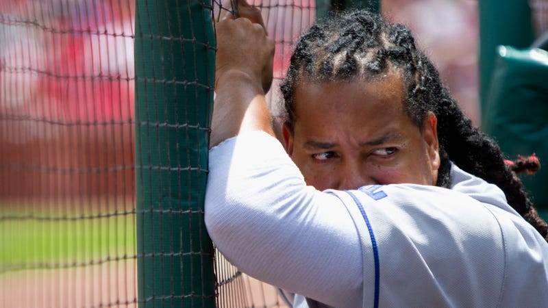 Manny Ramirez Has Signed With The A's