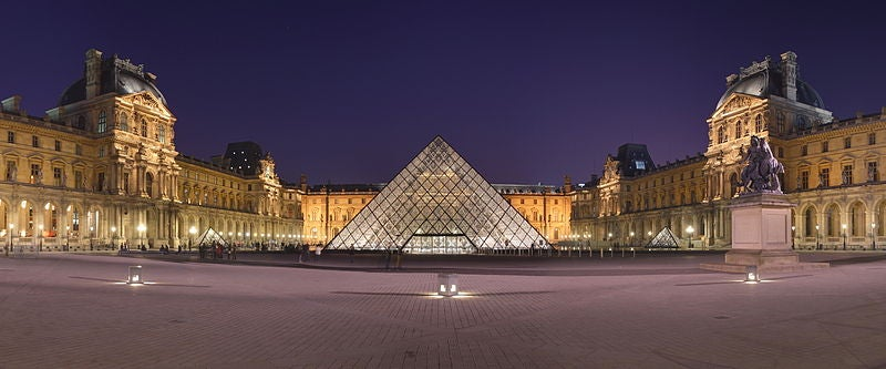 The Louvre's New Tour Guide is a 3DS