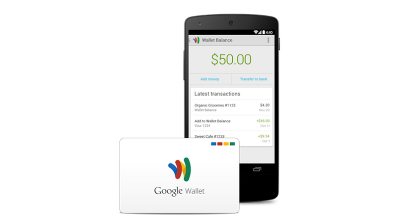 Google's New Wallet Card Brings It One Step Closer to Being a Bank
