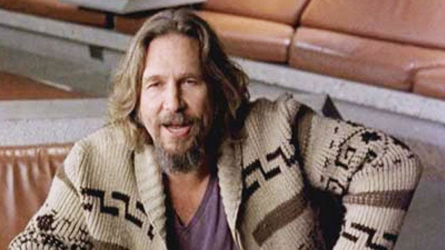 The Dude's Big Lebowski Sweater Can Be Yours