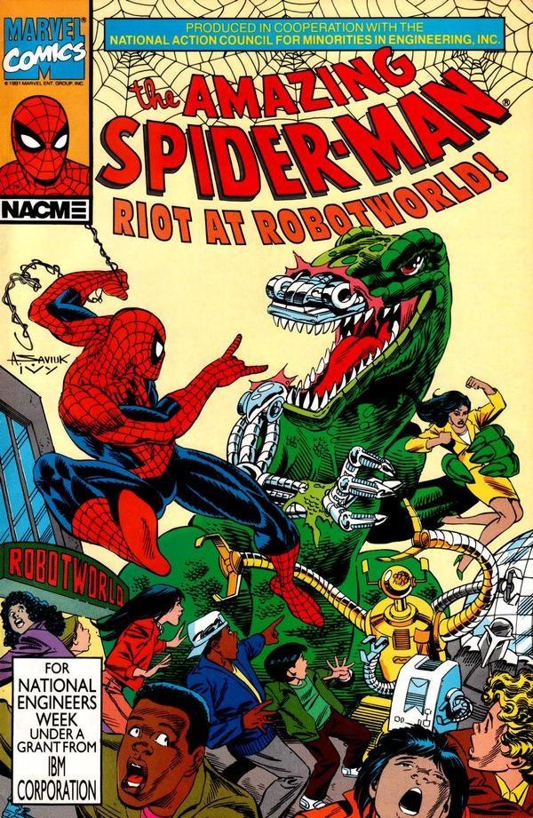 10 Educationally Insane Superhero PSA Comics