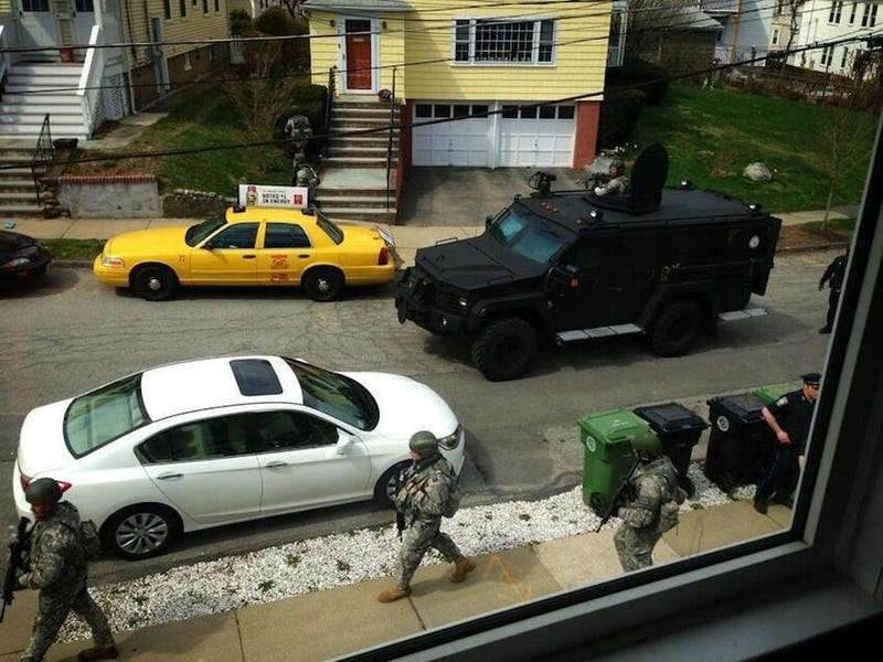 Dzhokar Tsarnaev In Custody After Tense Standoff on a Boat