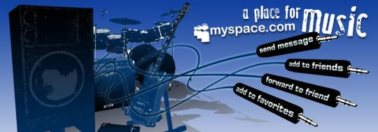 Another MySpace Music CEO candidate stalls on the job