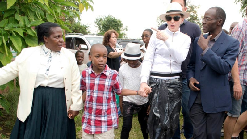 Madonna Sent the President of Malawi a Terrible, Handwritten Letter