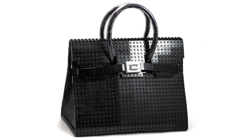 You Can Totally Afford a Birkin Bag—If It's Made of Lego