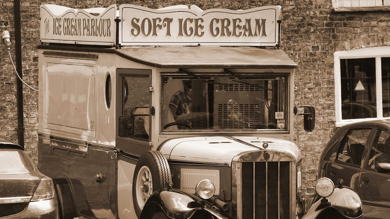Small-Town Ice Cream Truckers' Anarchic Reign of Terror Challenged