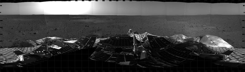 It's Been a Full Decade Since We Landed the Spirit Rover on Mars