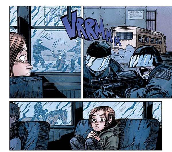 Comic Book Wednesdays: Spotlight on Faith Erin Hicks