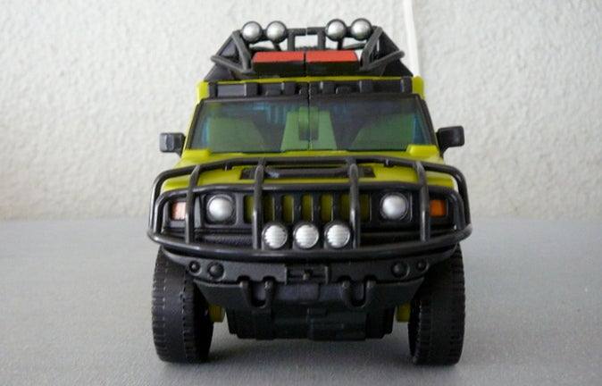 Transformers Toys For Tots: Ratchet's A Whore Of A Hummer