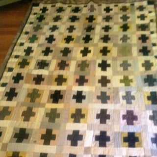 A quilt finish