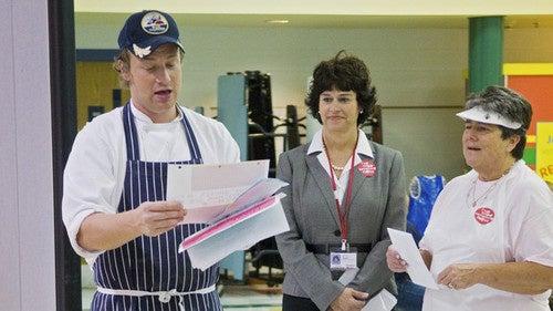 LIVE: Jamie Oliver's Food Revolution Finale