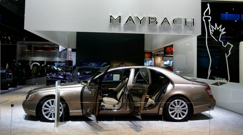 Maybach Is Dead, and (Joke About Rappers)