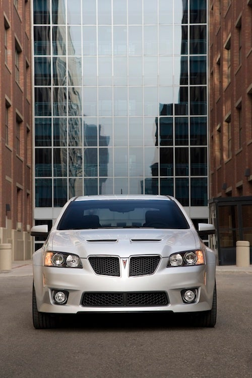 Supplies Are Limited: Only 16 Pontiac G8 GXPs Left Nationwide