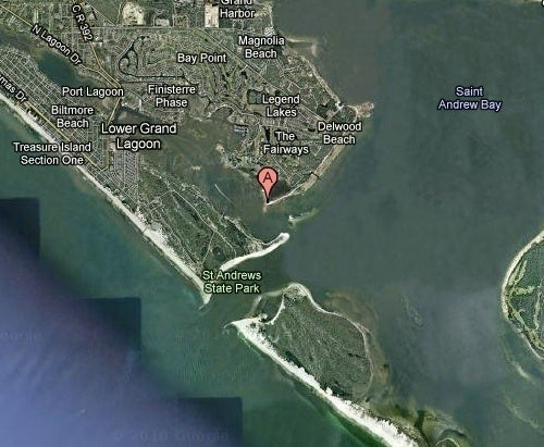 Scandal: Obama Gulf of Mexico Swim Not Technically In Gulf
