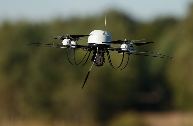 Is Using Drones At Sports Events Actually A Crime? Should It Be?